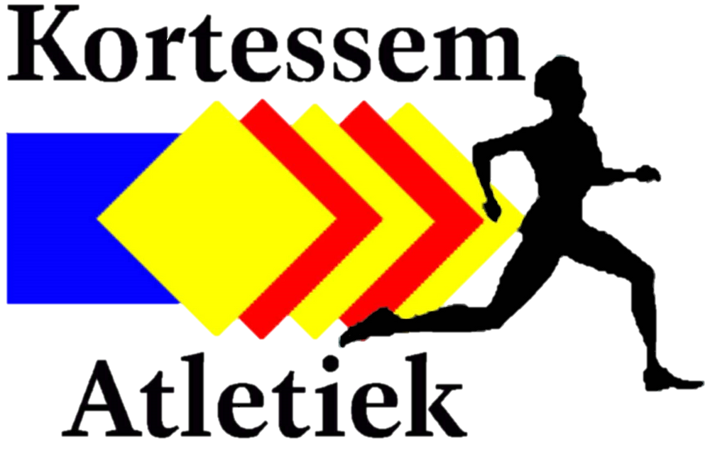 Logo Kortessem Atletiek