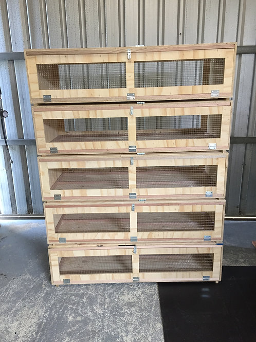 Pigeon Transport Crate