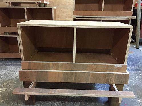 Rollaway Laying Box