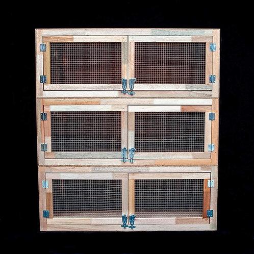 Triple Storey Brooder Box