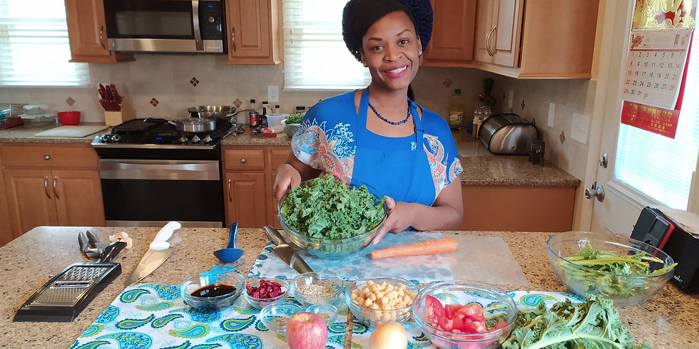 Container Gardening and Cooking Class w/Crystal Forman