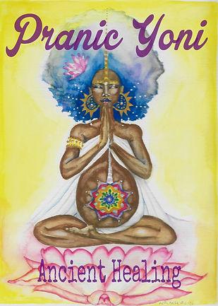 Pranic Yoni: Ancient Healing Goddess