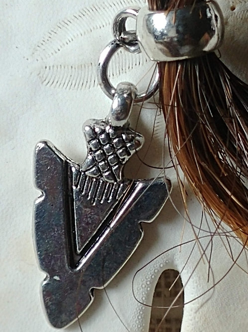 Tribal Arrow Hair Bead