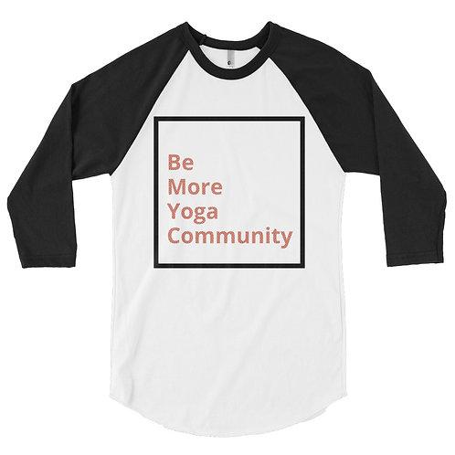 Men's 3/4 Sleeve BYC Shirt