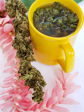 Ganja Tea