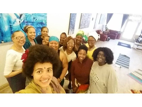 Womb Wellness Starts with Self Love & Sisterhood