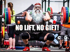 Christmas Eve WOD