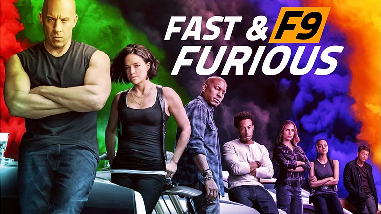 FAST AND FURIOUS 9 - Premier Night!