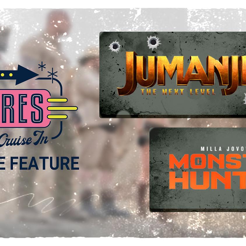 Jumanji: The Next Level / Monster Hunter