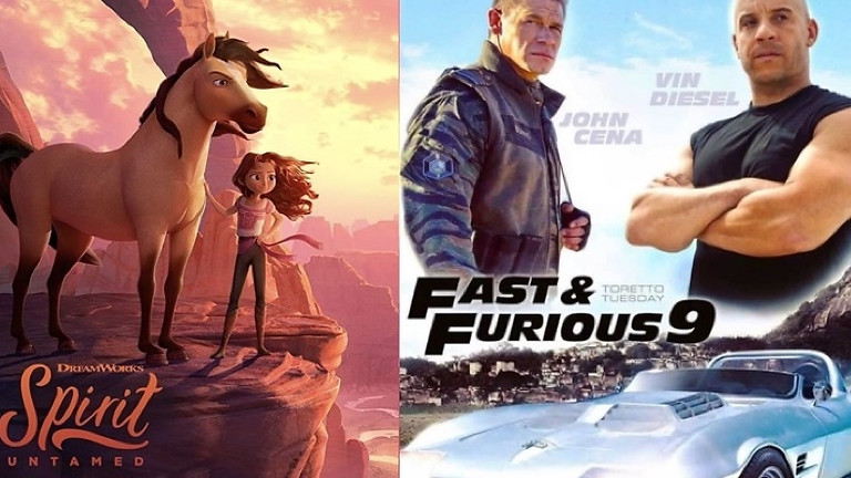 Double-Feature! Spirit Untamed / Fast and Furious 9