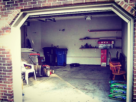 Would your neighbor tell you if you forgot to close your garage door?