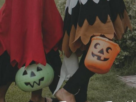 Have A Happy & Safe Halloween