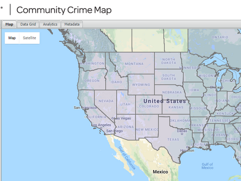 Want to get the latest crime info about your neighborhood?