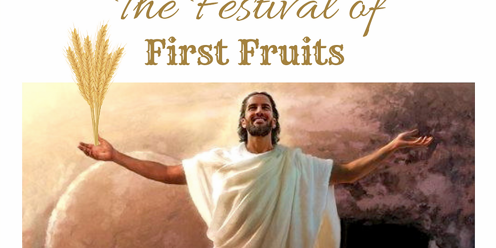 Festival of First Fruits Resurrection @ Yiskah Bat Yerushalayim's YouTube Channel
