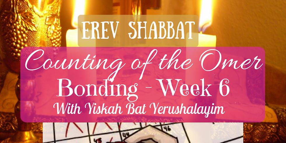 Erev Shabbat Service & Bonding - Week 6 @ Yiskah Bat Yerushalayim's YouTube Channel