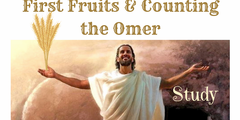 Study - Unleavened Bread, First Fruits & Counting of the Omer @ Yiskah Bat Yerushalayim's YouTube Channel      (1)