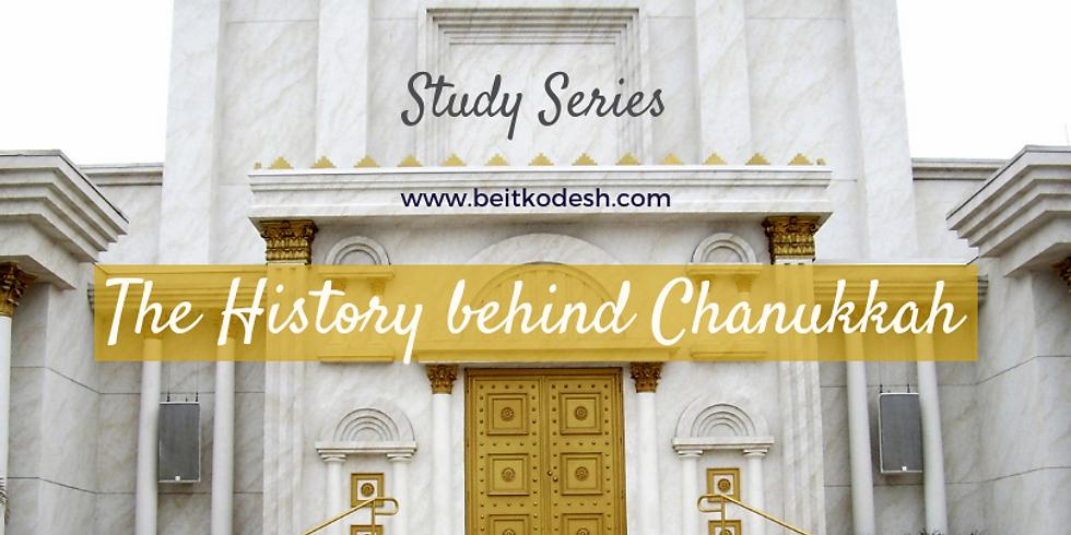 The History of Chanukkah - Part 2 [Study Series] @ Yiskah Bat Yerushalayim's Channel