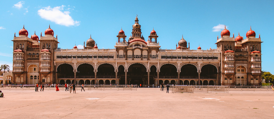 Travelling without an itinerary - Mysore, the Cultural Capital of Karnataka