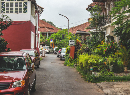 Through The Streets Of Panjim, Inhaling Its Alluring Beauty