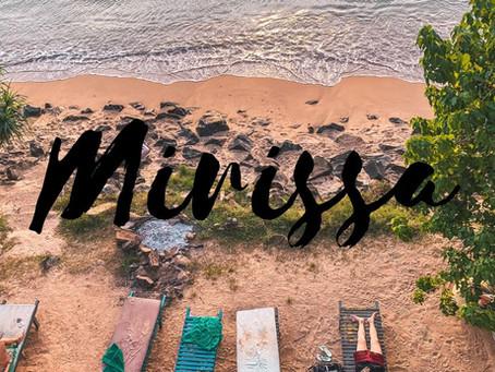 Mirissa, a paradise on earth