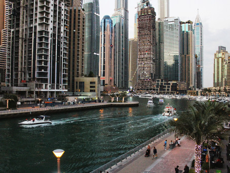 What's Dubai All About? A Traveller's Guide
