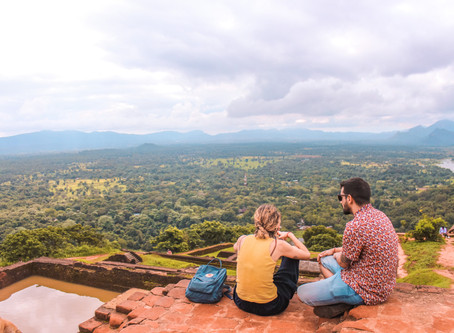 Visiting the ancient ruins of Sri Lanka, filled with history, culture and heritage