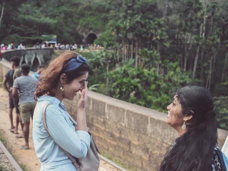 Making Friends On The Road In Sri Lanka