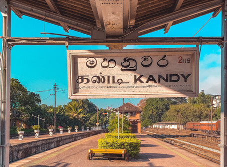 Beautiful Kandy, for the traveller in you