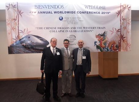 Diplomado en Normatividad Internacional y Auditoría UC&CS América y Junta Anual Global - México 2019