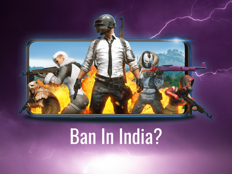 PUBG BAN IN INDIA ? Can PUBG permanently ban? Read Complete Article.
