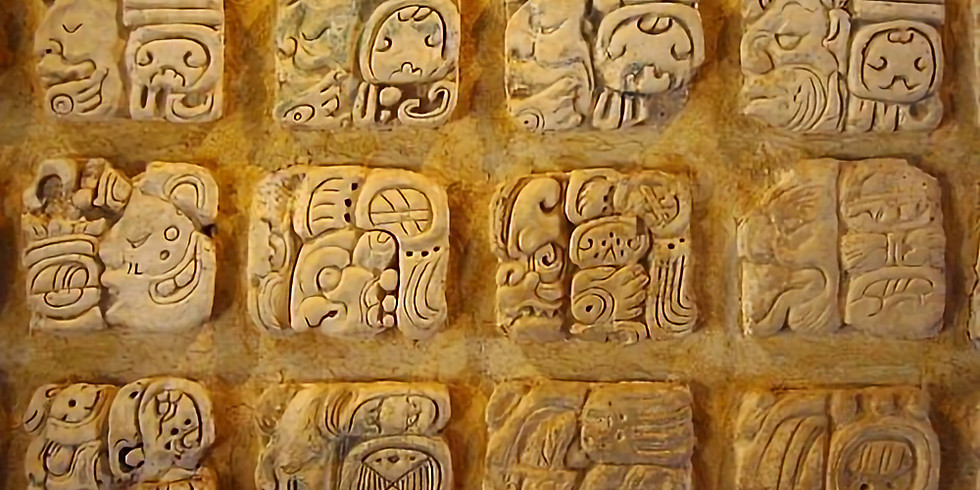SASA Master Class: Understanding Mayan Hieroglyphs