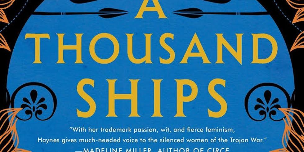 SASA Monthly Book Club w/ Live Author Q&A