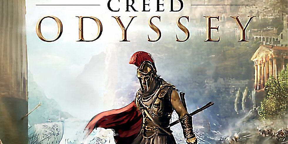 SASA Archaeogaming Live: Assassin's Creed Odyssey