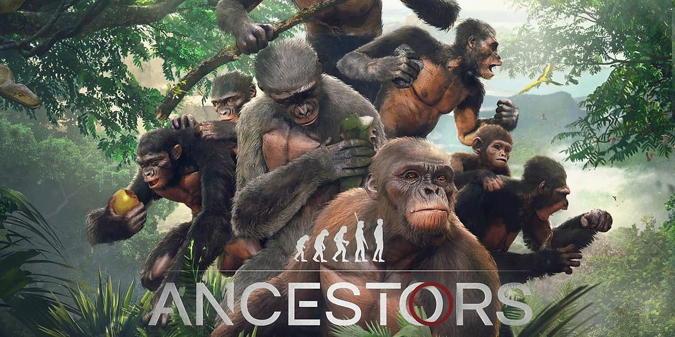 SASA Archaeogaming Live: Ancestors: The Humankind Odyssey