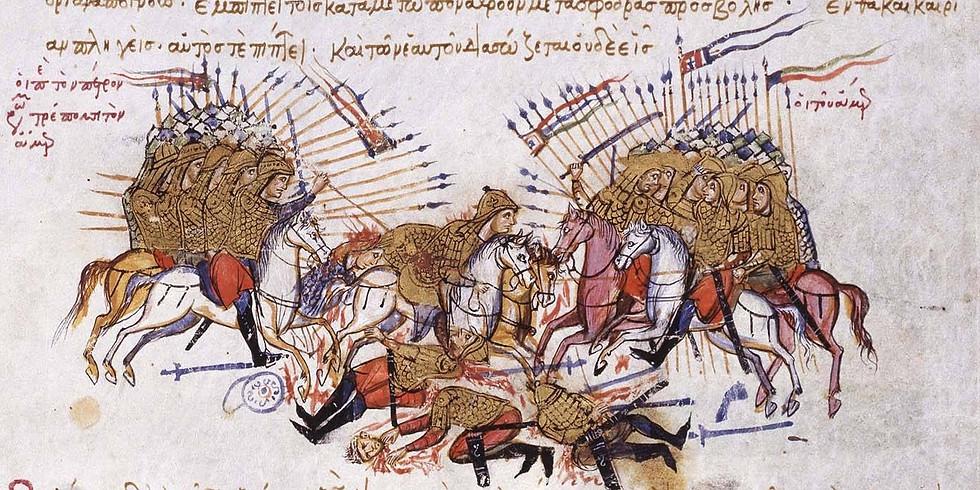 SASA Master Class: Lazarus Rising: The Tenth Century Byzantine Military Renaissance