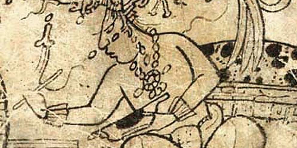 """""""Maya Myths in Art & Writing"""""""
