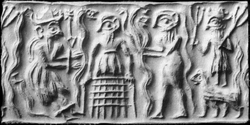 """SASA Master Class: """"Death, Dying, and the Dreary Underworld in Mesopotamia"""""""