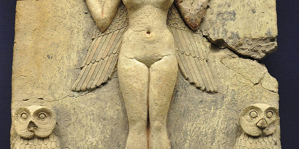 """SASA Master Class: """"Lilith: not quite a 'Babylonian vampire', but …"""""""