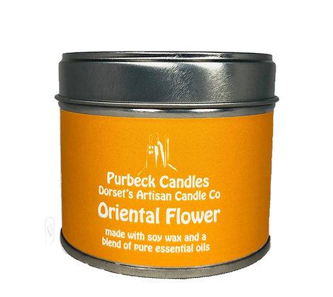Oriental Flower - Tin