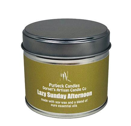 Lazy Sunday Afternoon - Tin