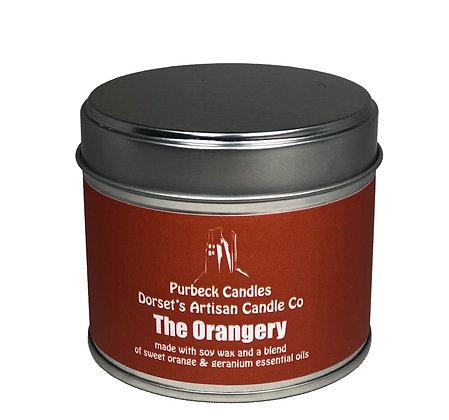 The Orangery - Tin