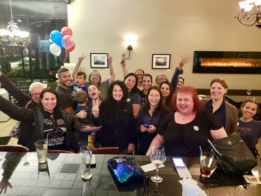 Staten Island Community Organizing: #WomenTookCareOfItShare