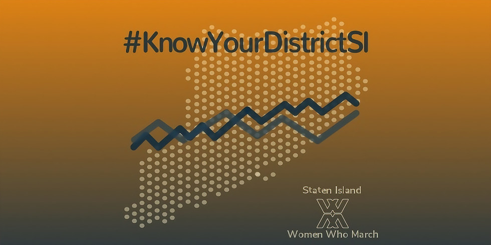 Know Your District SI