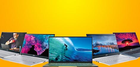 Just in Laptops & Desktops
