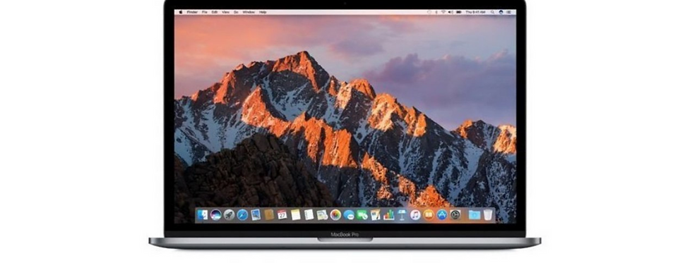 MacBook Pro Core i7- 2017
