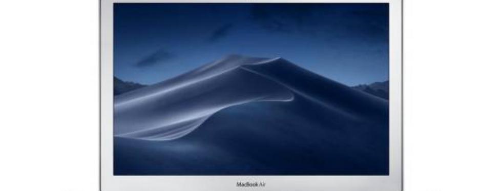 MacBook Air Core i5- 2017
