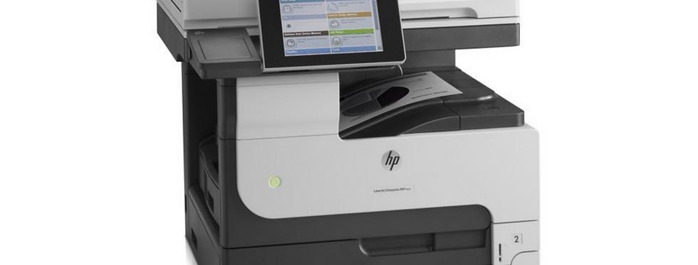 HP LaserJet M725 Printer