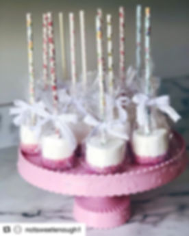 Absolutely stunning _notsweetenough1 _#Repost _notsweetenough1 with _get_repost_・・・_MARSHMALLOW POPS