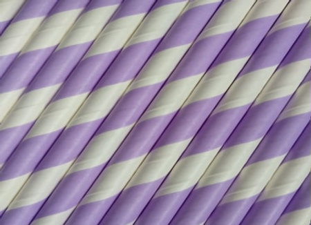 Light Purple Candy Cane