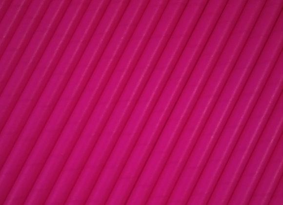 Pink paper smoothie straws